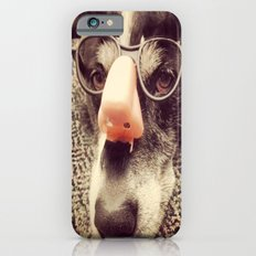 Hiding behind a disguise. iPhone 6s Slim Case