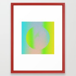 FOUR FIRES Framed Art Print