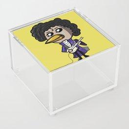 Prince Dove Acrylic Box
