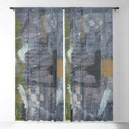 2017 Composition No. 41 Blackout Curtain
