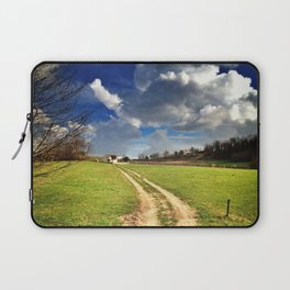 time of spring Laptop Sleeve