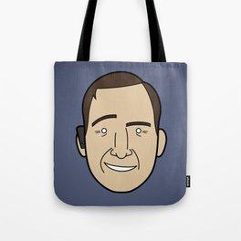Faces of Breaking Bad: Saul Goodman Tote Bag
