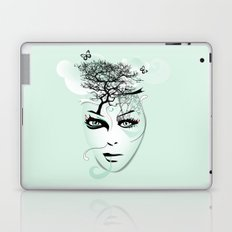 blue dream Laptop & iPad Skin