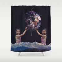 equality Shower Curtains featuring 'Equality' by Thom Easton