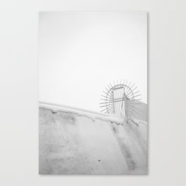 GATES OF HEAVEN Canvas Print