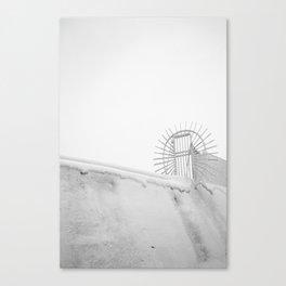 GATES OF HEAVEN Canvas Print