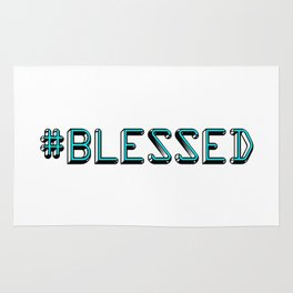 #Blessed Rug