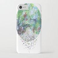 hakuna iPhone & iPod Cases featuring Hakuna Matata by Maria Sh