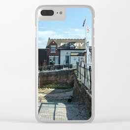Fleetwood to Knott End Ferry - England Clear iPhone Case