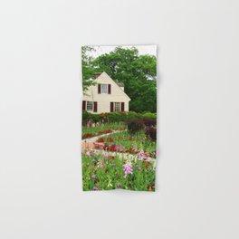 Cottage Garden - Colonial Williamsburg Hand & Bath Towel