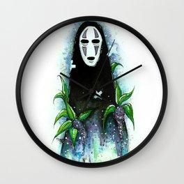 Kaonashi - No Face Wall Clock