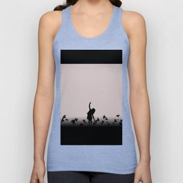 Memoirs Of Youth Unisex Tank Top