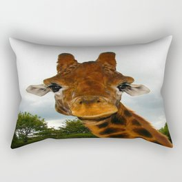 Giraffe. Rectangular Pillow