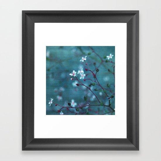 filigree I Framed Art Print