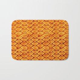 Digital knitting pattern Bath Mat