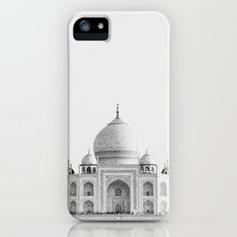 TAJ MAHAL / INDIA iPhone Case