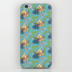 Geo Summer iPhone & iPod Skin