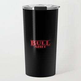 Strange Bull Travel Mug