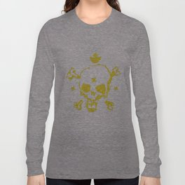 XXX Skull Long Sleeve T-shirt