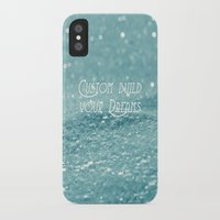 custom iPhone & iPod Cases featuring Custom Dreams by Alice Gosling