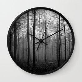 Here I dwell  Wall Clock