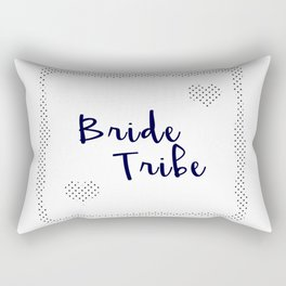 Bride Tribe Rectangular Pillow