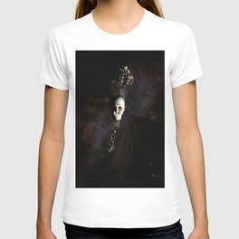 The Seventh Sanctuary in Space T-shirt