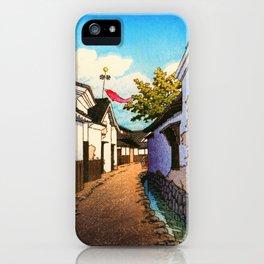 Koinobori - Digital Remastered Edition iPhone Case