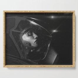 dead_astronaut Serving Tray