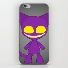 GK Cat iPhone & iPod Skin