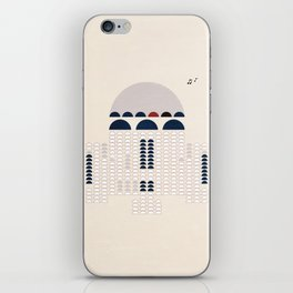 Retro R2 iPhone Skin