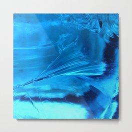 Ice Stone || Metal Print