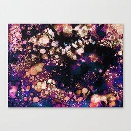 Nebula II, Supernova Canvas Print