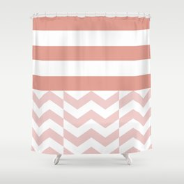 DOS Shower Curtain