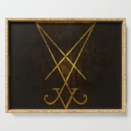 Lucifer Serving Tray