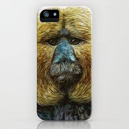 Animaline - Saki monkey iPhone Case