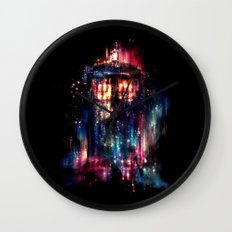 All of Time and Space Wall Clock
