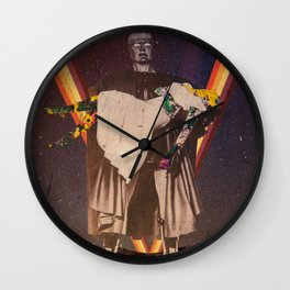 The Disposal Wall Clock
