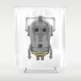 Cybermin Shower Curtain