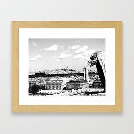 The Gargoyle Framed Art Print