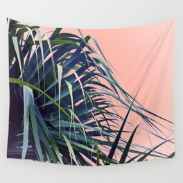Feather Palm Wall Tapestry