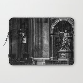 Inside The Vatican Laptop Sleeve