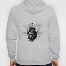 Mad About Books Hoody