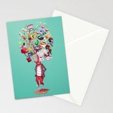 Inner World Stationery Cards