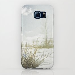 { GRASSY PERSPECTIVE } iPhone Case