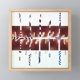 Aural Sex Framed Mini Art Print