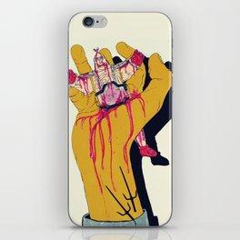 You botched it! You botched it! iPhone Skin