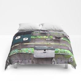 Birdhouses Comforters