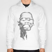 faces Hoodies featuring FACES by ELECTRICBLOOM