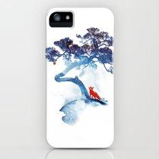 The last apple tree iPhone (5, 5s) Slim Case